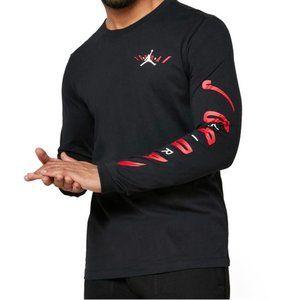 Jordan Jumpman logo long sleeve T-Shirt